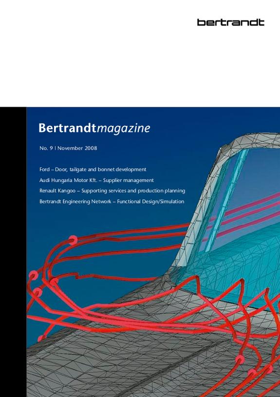 Bertrandt News